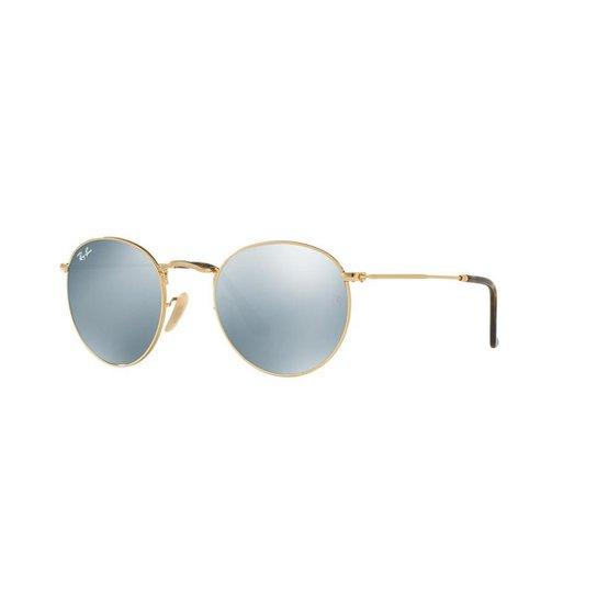 Óculos de Sol Ray-Ban RB3447NL Round Metal - Compre Agora   Zattini aaa66548af