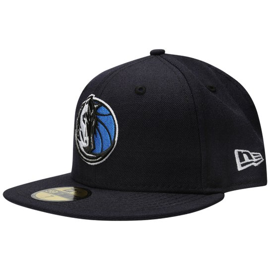 Boné New Era NBA 5950 Dallas Mavericks - Preto - Compre Agora  55d1ab56f6c5e