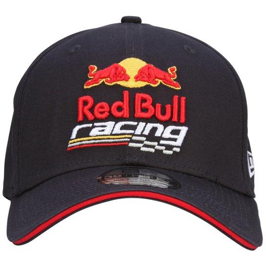 Boné Red Bull 39THIRTY - Marinho+Vermelho d65478b3faf