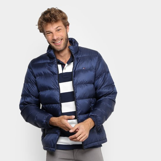 Jaqueta Bolha Tommy Hilfiger Premium Masculina - Compre Agora   Zattini 401fe1c415