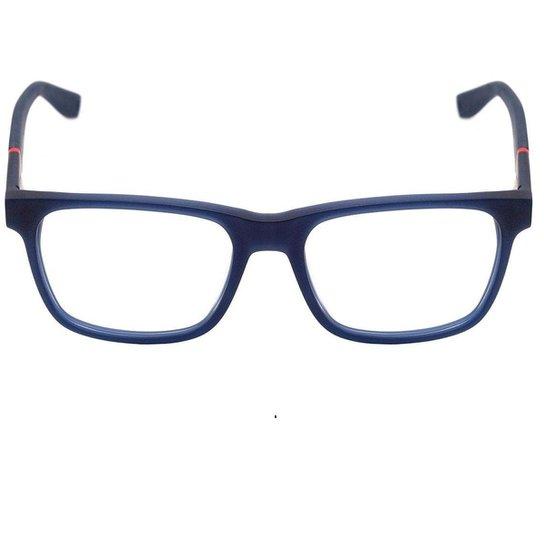 413944dbe Armação Óculos Tommy Hilfiger TH 1282 6Z1 - Marinho | Zattini