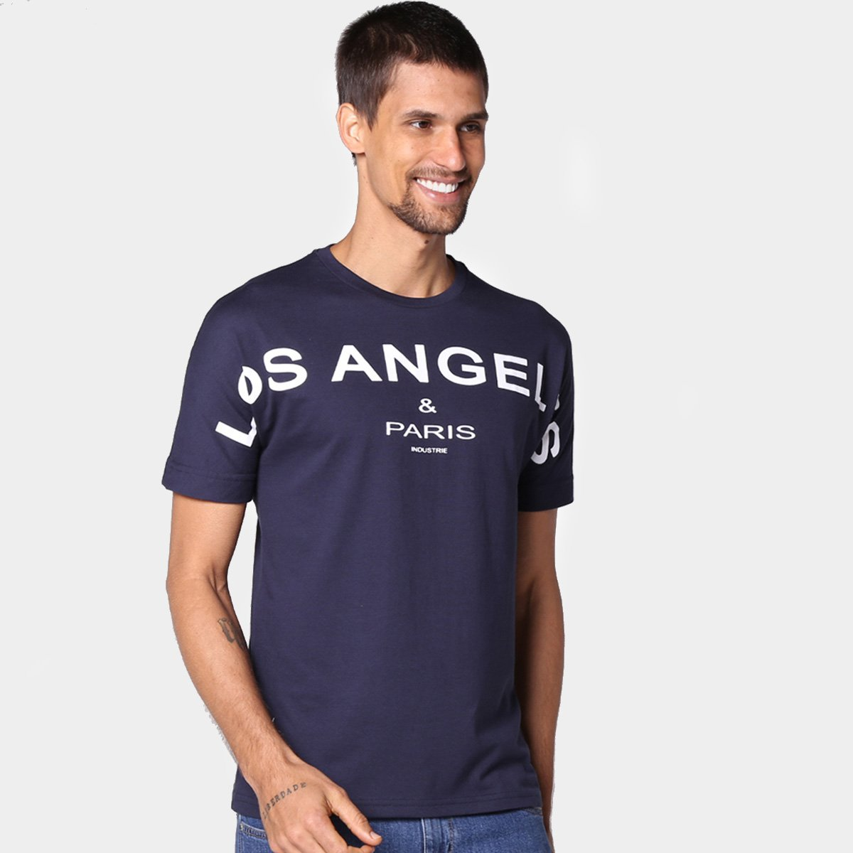 Camiseta Industrie Los Angeles Masculina
