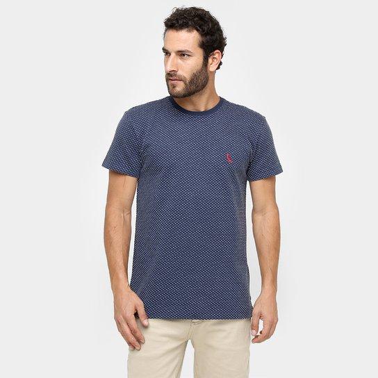 93f6141f8c Camiseta Reserva Poá Full Print - Marinho