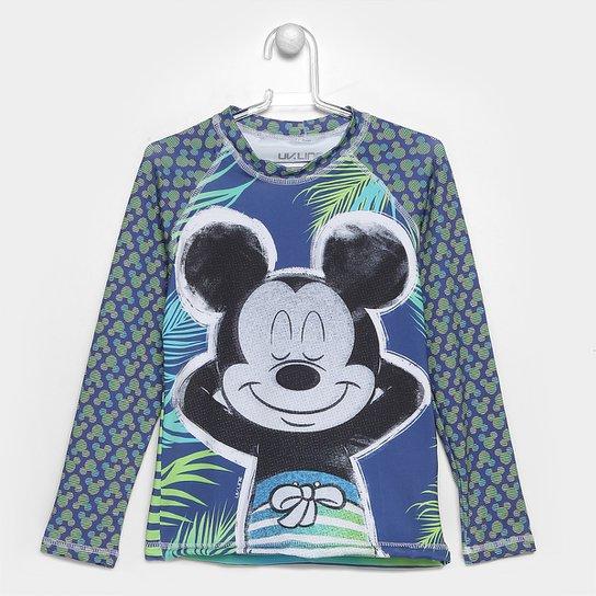 Camiseta Infantil UV Line AcquaMickey Masculina - Compre Agora  18eab2858b5