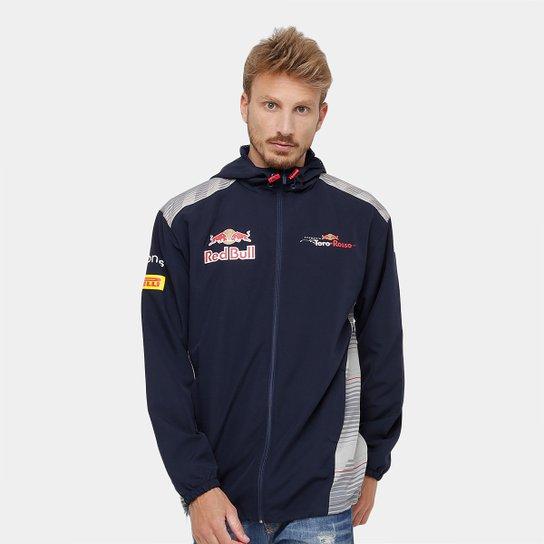 e74b385fb75cd Jaqueta Red Bull Windbreaker Toro Rosso OTL Masculina - Compre Agora ...