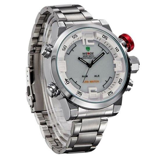 2dd41ddfba6 Relógio Weide Anadigi WH-2309B - Compre Agora
