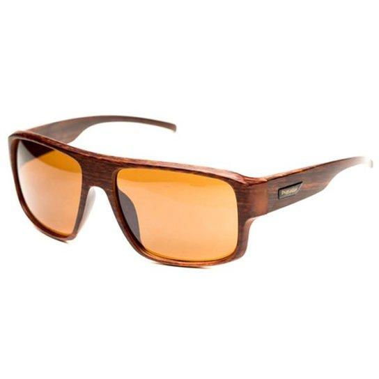 Óculos de Sol Thomaston Sport Lifestyle Rajado - Marrom Claro+Marrom Escuro d5439d996e
