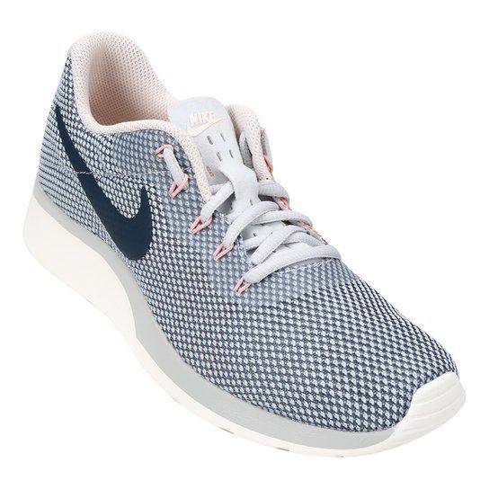 Tênis Nike Tanjun Racer Feminino - Marinho - Compre Agora  65613157bcbaf