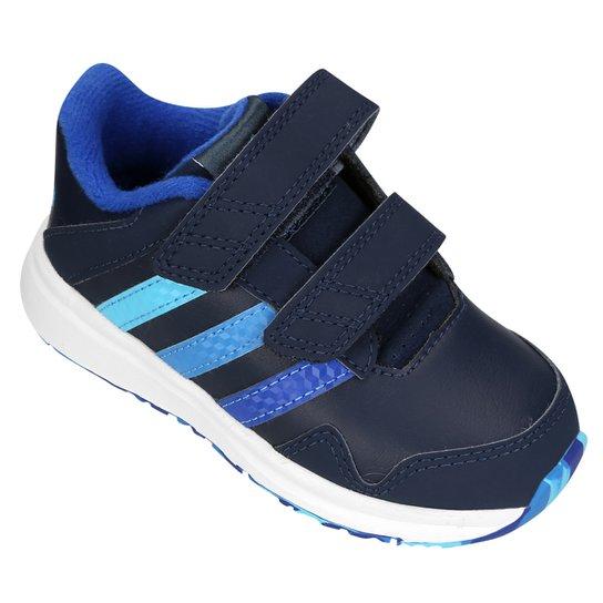 3340e1f3209 Tênis Adidas Snice 4 Cf Infantil - Compre Agora