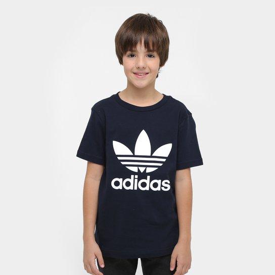 3b69a3c6bac Camiseta Infantil Adidas Trf J Masculina - Compre Agora