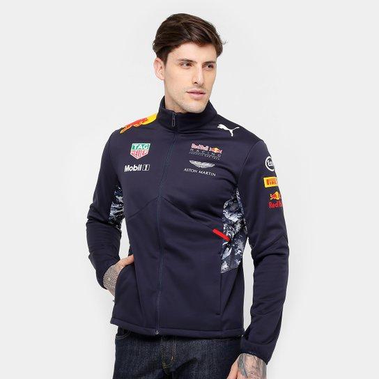 d08ce51de53f1 Jaqueta Puma Red Bull Team Softshell Masculina - Compre Agora