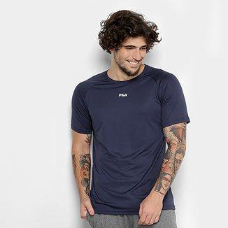 a4b5147c1f Camiseta Fila Basic Train Masculina
