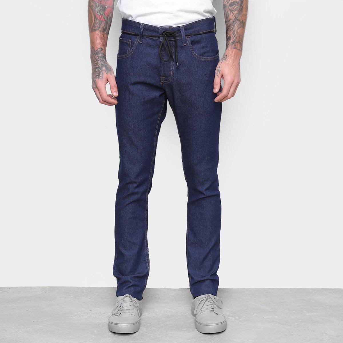 Calça Jeans Element Essentials Lisa Masculina