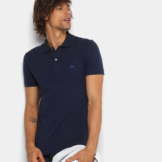 Camisa Polo Lacoste Piquet Regular Fit Masculina - Compre Agora ... e7dd0caa82ca6