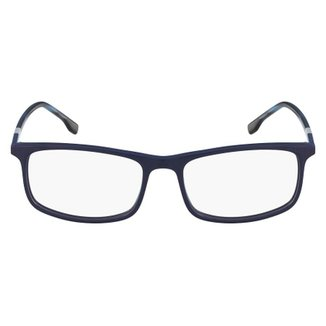2e2d9f0c4301c Armação Óculos de Grau Lacoste L2808 424 53