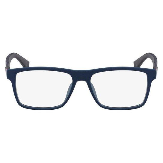 Armação Óculos de Grau Lacoste L2796 466 55 - Compre Agora   Zattini 69083325ac