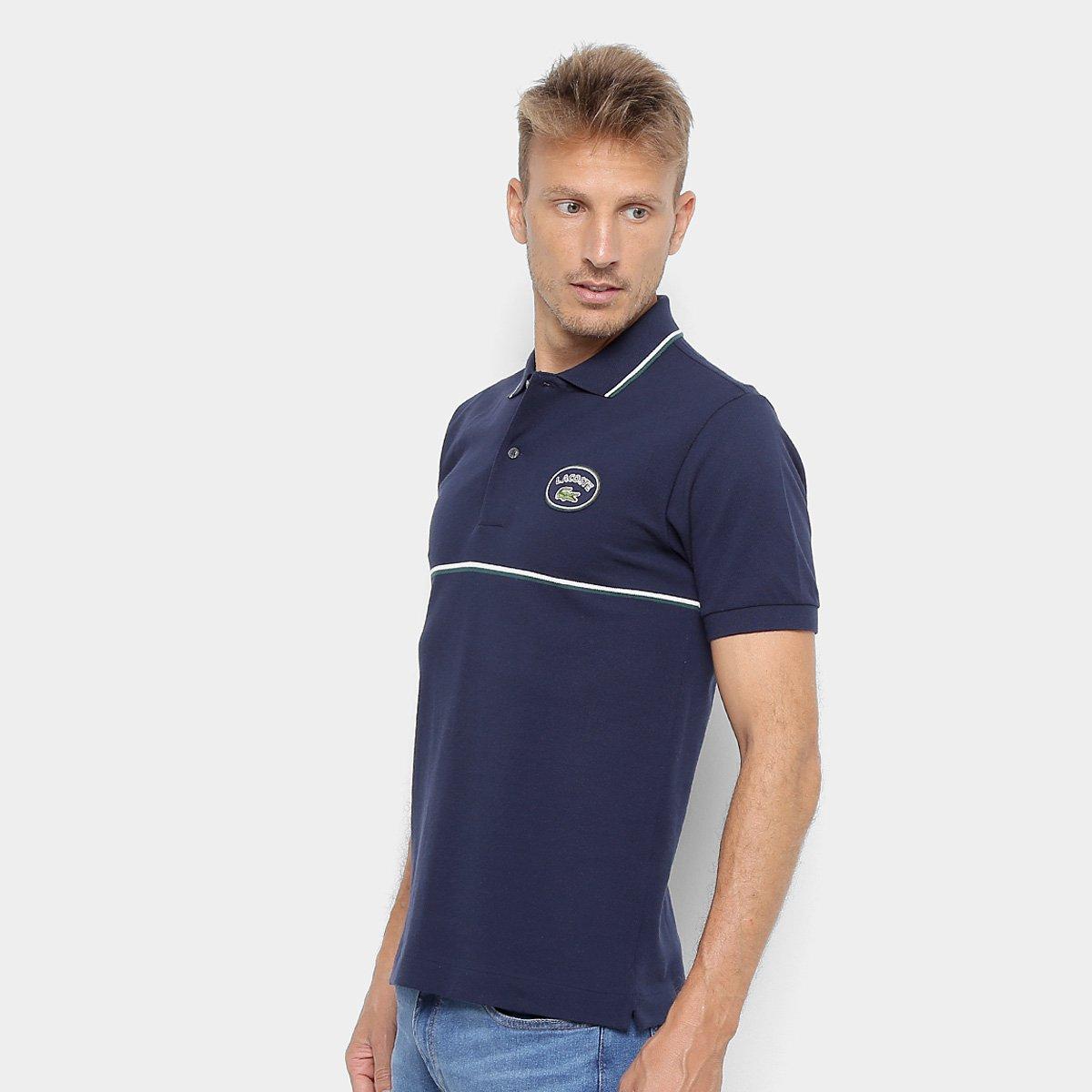 0cc34646ab Camisas Polo Lacoste Masculino PH2284-21