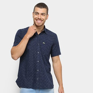 191feae639 Lacoste - Compre Camisa e Polo Lacoste | Zattini