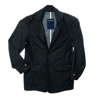 e23e3b7ad Jaqueta Calvin Klein Estonada Capuz Masculina. Ver similares. Confira · Casaco  Jeans