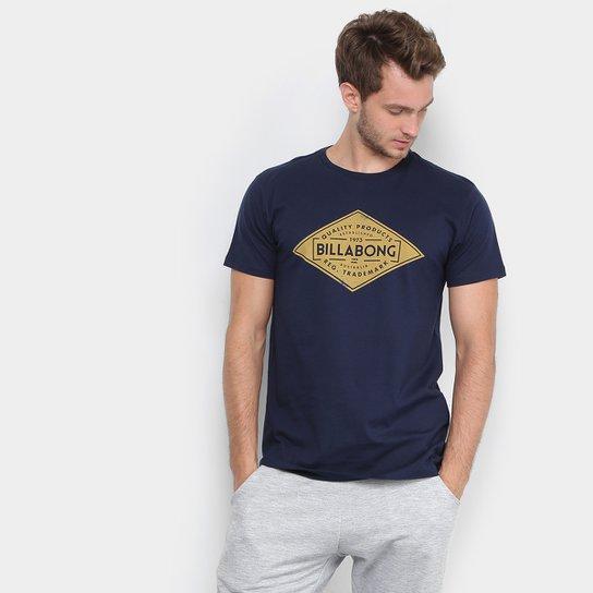 Camiseta Billabong Supply Masculina - Compre Agora  bf8d12b1e5980