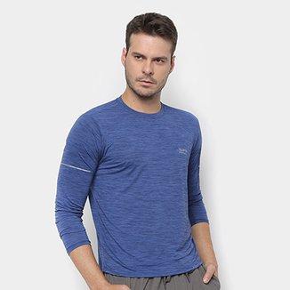 aa6a72d231 Camiseta Lupo Poliamida Manga Longa Masculina