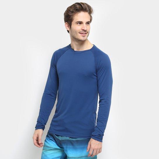 Camiseta Mood UV 50 Manga Longa Masculina - Compre Agora  33b6e2834d7