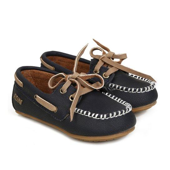 8c5dae539 Sapato Infantil Klin Mocassim Curumim Masculino - Compre Agora