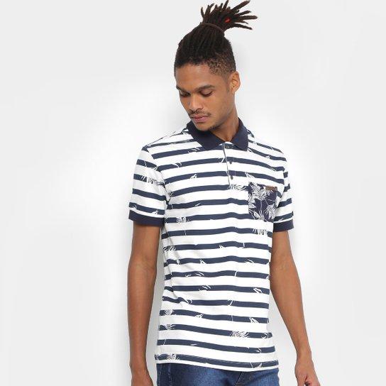 Camisa Polo Colcci Tropical Masculina - Compre Agora  63d6f1276204b