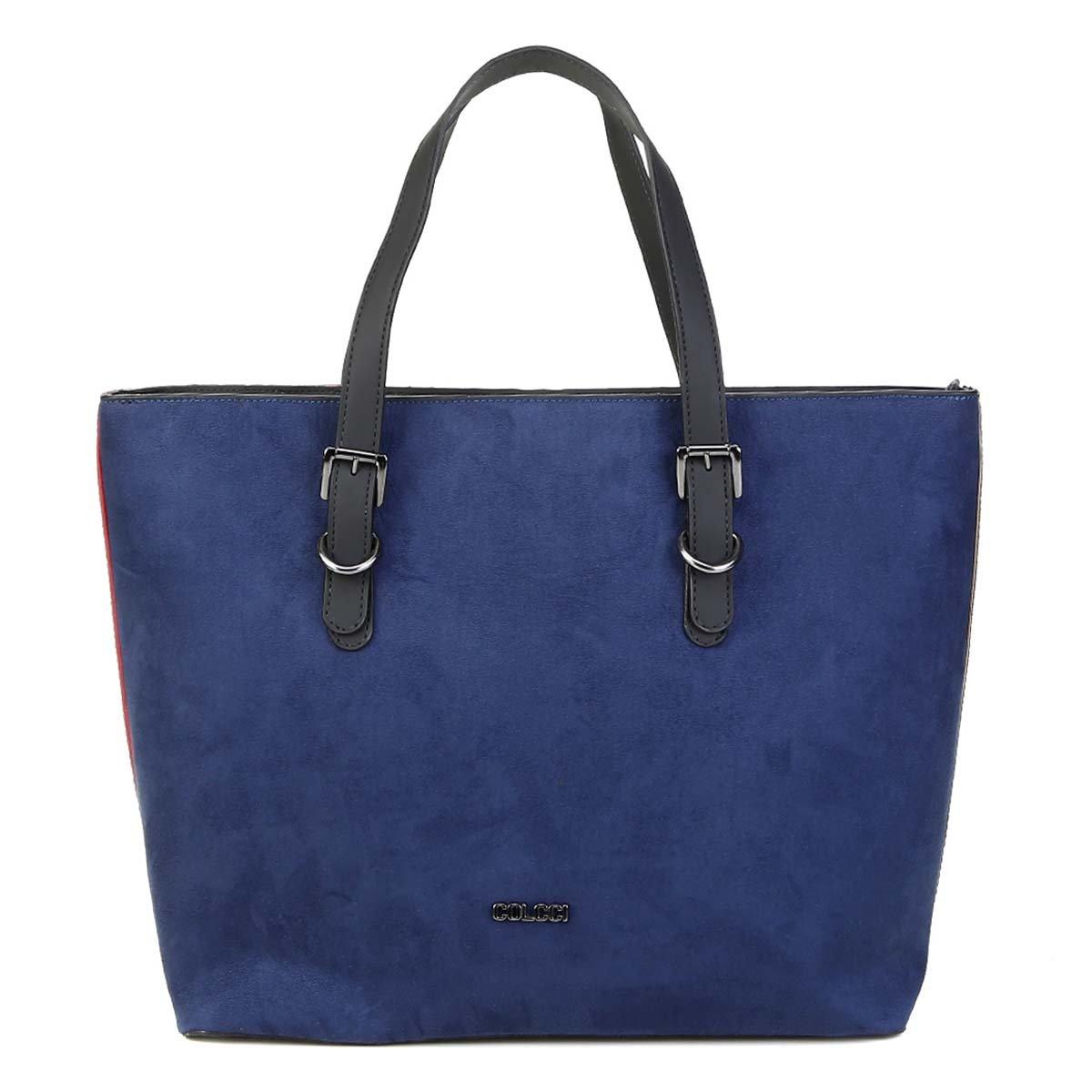 97a90f891 Bolsa Colcci Shopper Detalhe Fivela Feminina
