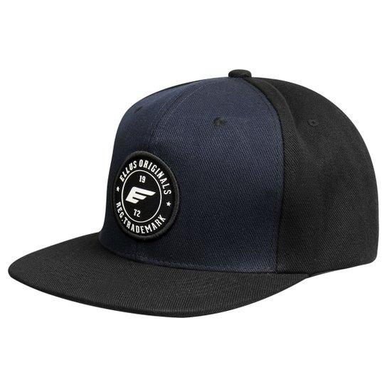 Boné Ellus Aba Reta Logo - Compre Agora  7660cf1184c