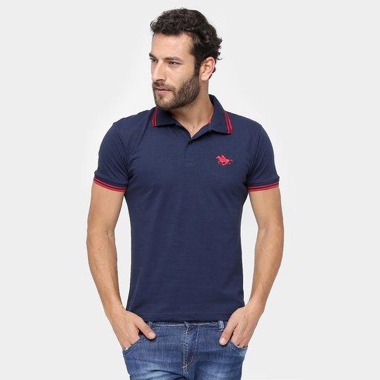 245cfa59a Camisa Polo RG 518 Frisos Logo - Compre Agora