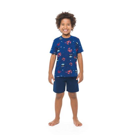 d737c2ca3 Pijama masculino infantil Malwee Liberta - Compre Agora