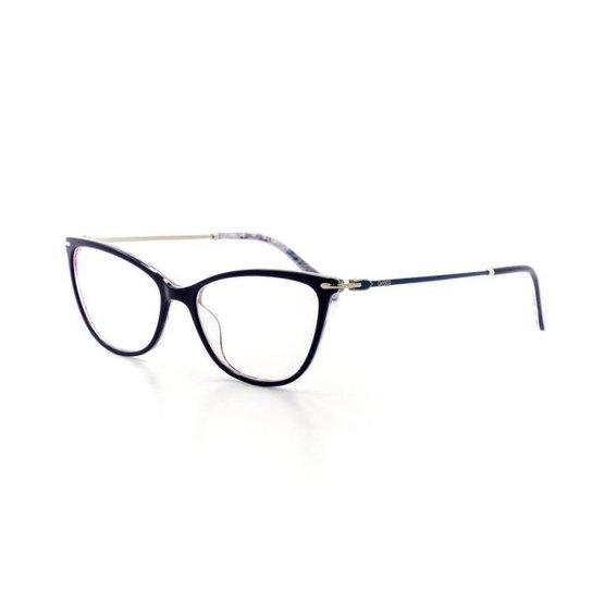 8f3fcf7170929 Armação De Óculos De Grau Cannes 2939 T 52 C 2 Feminino - Compre ...