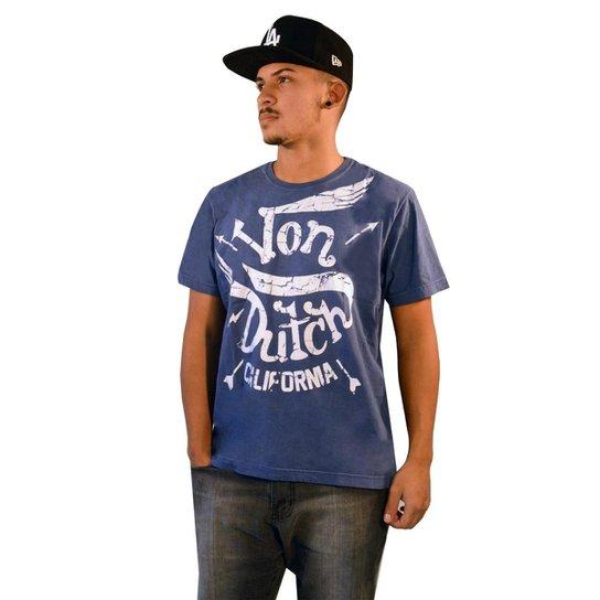 e3cbbc09f Camiseta Von Dutch Cal - Compre Agora | Zattini