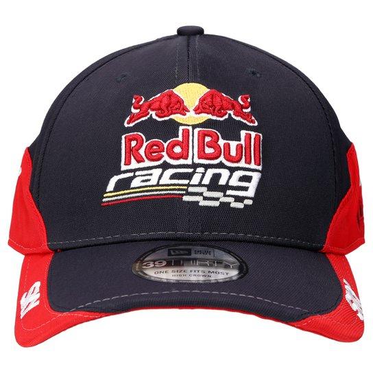 d20b894022c04 Boné New Era 3930 Red Bull Sky - Marinho+Vermelho