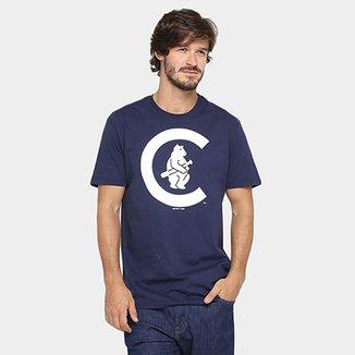 4291ad83c Camiseta New Era MLB Vintage Chicago Cubs