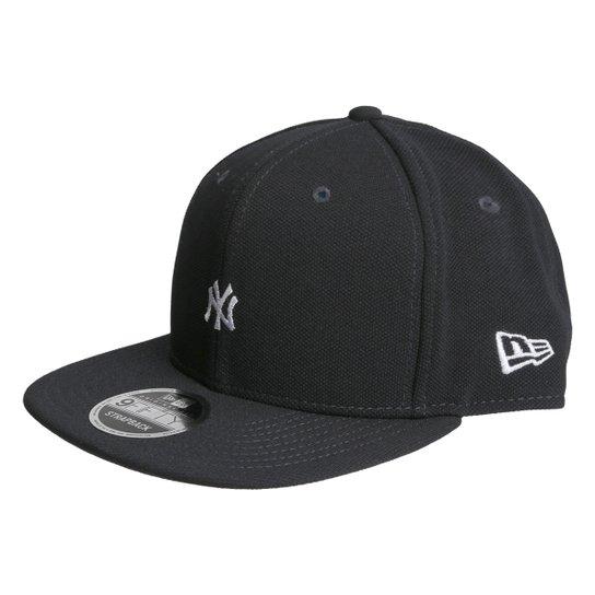 Boné New Era MLB New York Yankees Aba Reta 950 Of Sn Lic1026 Su17 - Marinho cf92a4574ce