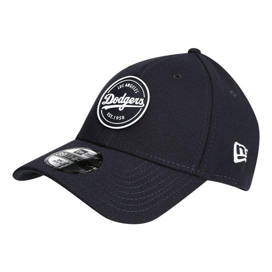 Boné New Era MLB Los Angeles Dodgers Aba Curva 3930 - Compre Agora ... 20e23e78987