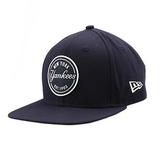 d78a2b8cb Boné New Era MLB New York Yankees Aba Reta 950 Of Sn Lic986 Su