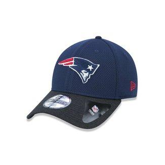 a0581cdd8b Boné 3930 New England Patriots NFL Aba Curva New Era