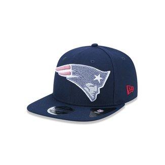 e40f9b47f1c7d Boné 950 Original Fit New England Patriots NFL Aba Reta Snapback New Era