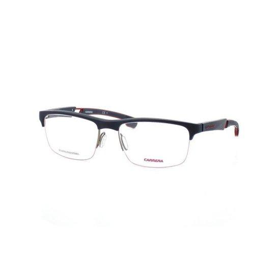 Armação De Óculos De Grau Carrera 4403 V T 55 C Rct Marinho - Compre ... a671b2e62f