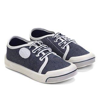 9925a8695b4 Tênis Infantil Pimpolho Jeans Básico Masculino
