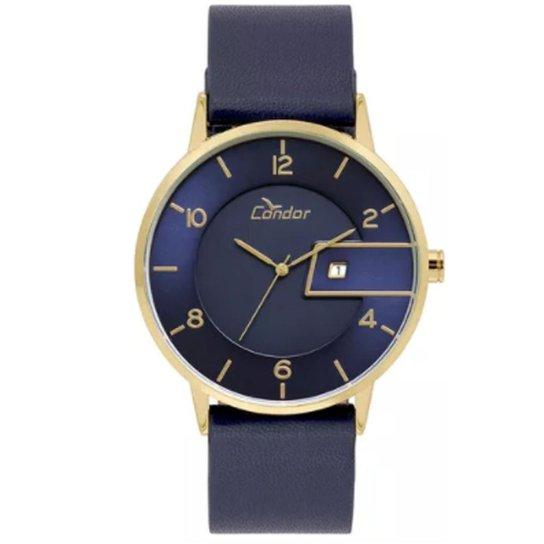 2b63901d45b Relógio Masculino Condor Cogm10ab 2A - Marinho - Compre Agora