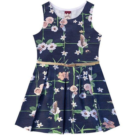 afc134debc Vestido Infantil Floral Glinny - Compre Agora