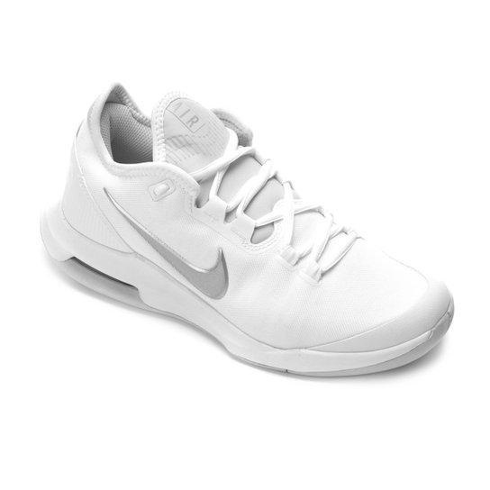1380c2fd232 Tênis Nike Air Max Wildcard HC Feminino - Branco e prata - Compre ...