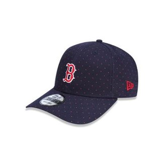 Boné 940 Boston Red Sox MLB Aba Curva Snapback New Era 7d1a4937be4