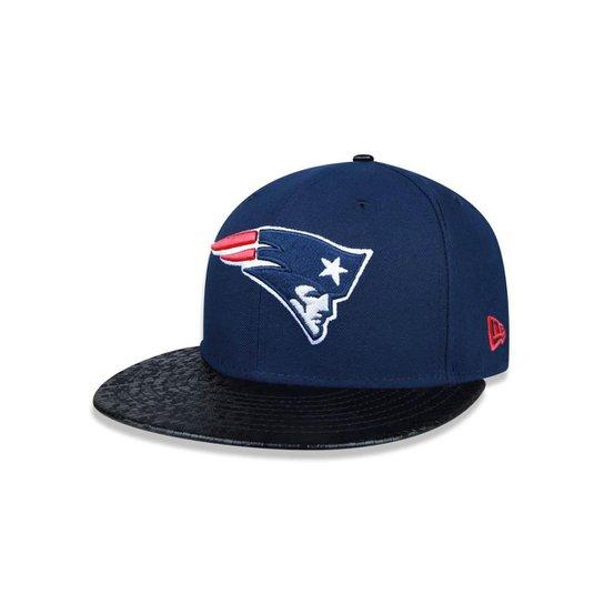Boné 5950 New England Patriots NFL Aba Reta New Era - Compre Agora ... cc47bc978c4ed