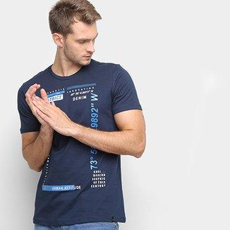b20045323b Camiseta All Free Urban Attitude Masculina