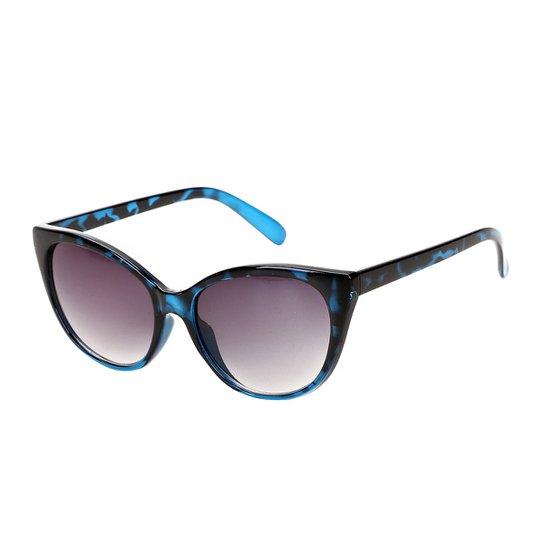 626aa5d2f3bd5 Óculos de Sol Redondo King One Tartaruga Feminino - Compre Agora ...